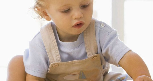 Чем занять ребенка 2 лет
