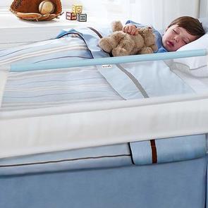 Ученые рассказали, где должны спать дети