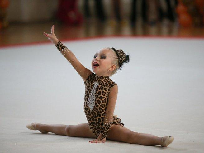 Чем полезна спортивная гимнастика для детей