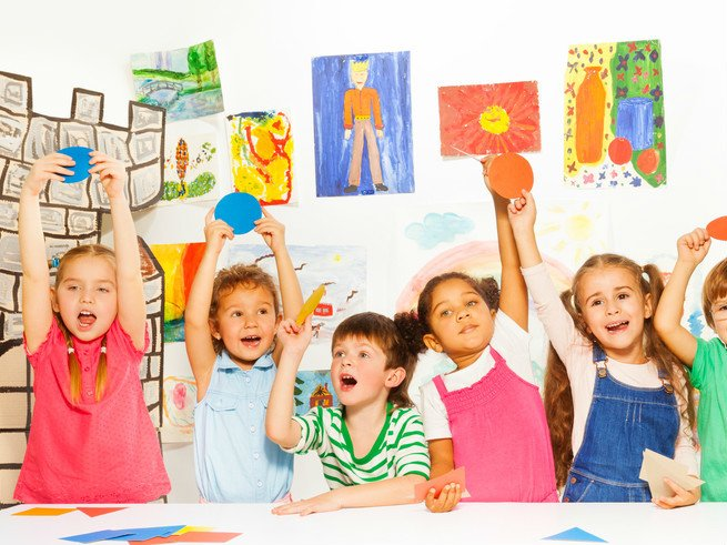 5 книжек про детский сад