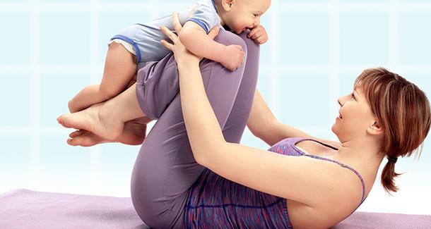 Осторожно, но регулярно: как тренироваться после беременности