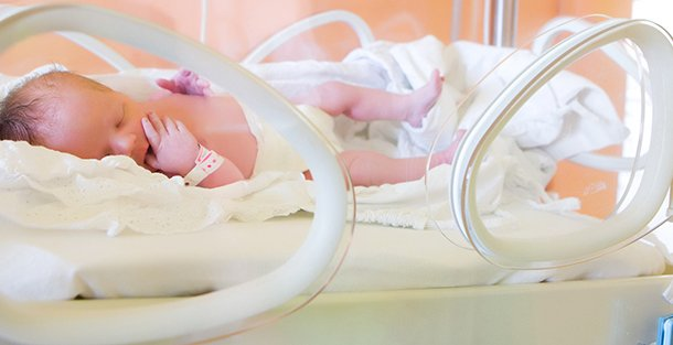 Гипоксия у новорождённого: симптомы