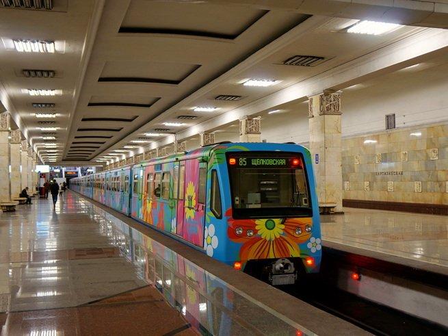 В метро расскажут, как родить здорового ребёнка