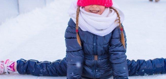 В усадьбе Деда Мороза научат кататься на коньках