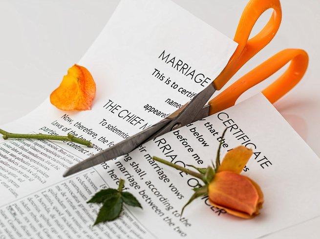 Какие документы нужны при разводе