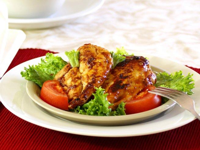 Как приготовить вкусные диетические блюда из курицы