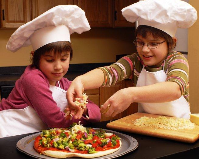 Ресторан «Радио Сити» устраивает мастер-класс для юных поварят