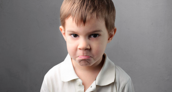 Учёные объяснили, почему детей нельзя наказывать за истерики