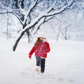 Интересные природные наблюдения зимой: что показать малышу