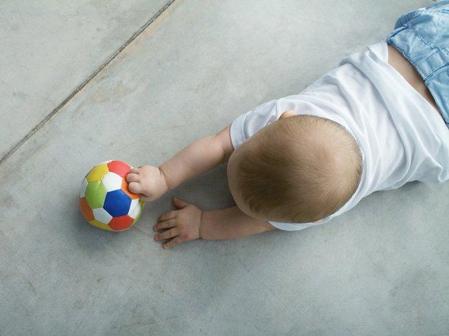 Развивающие игры для детей 8 месяцев