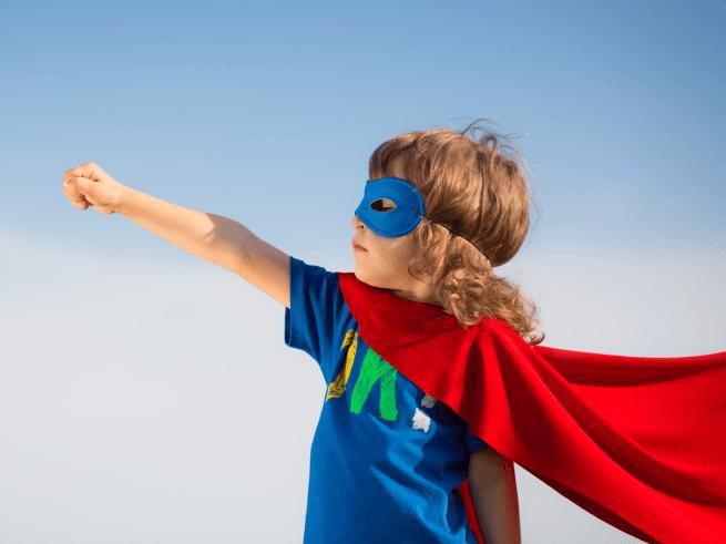 Супергерои: будь на одной волне с сыном