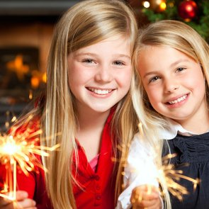 Новогодний фейерверк: правила безопасности