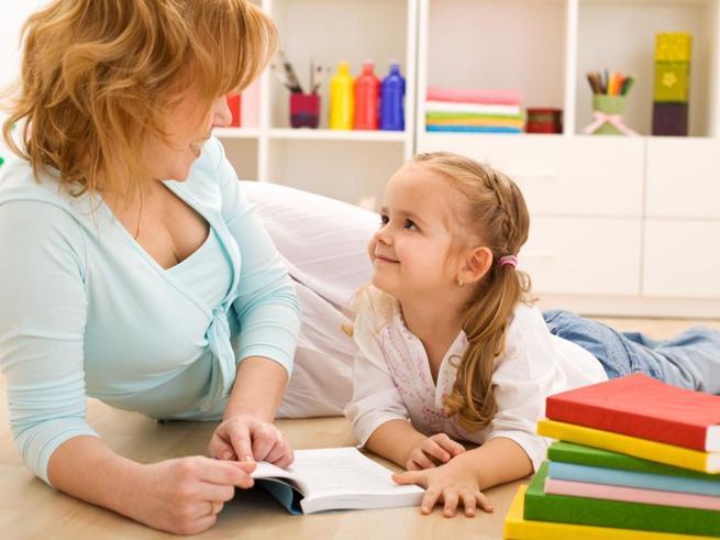 Голос мамы влияет на психику ребёнка