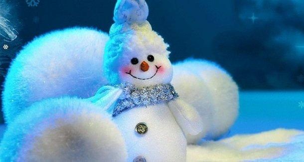 Готовимся к празднику: снежки из ваты