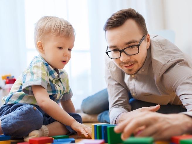 Странные способы детей привлечь внимание
