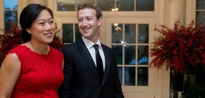 Цукерберг написал письмо новорождённой дочери