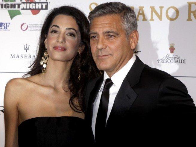 Джордж Клуни открыто рассказал о своей личной жизни