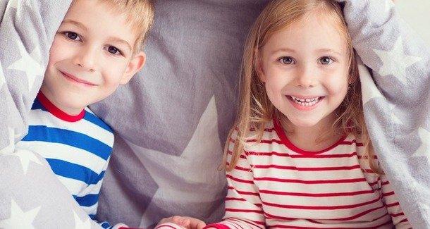 Комната для разнополых детей: правила оформления
