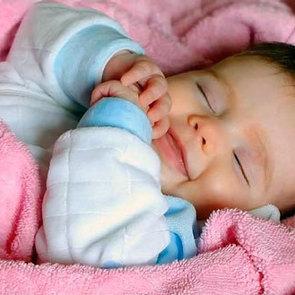 Кроватка-няня убаюкает ребёнка за пять минут