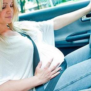 Выбираем ремень безопасности для беременных