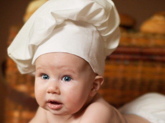 Сколько должен весить ребёнок в 4 месяца?