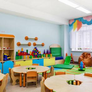 Новые детсады строят с учётом нужд детей с ограниченными возможностями здоровья