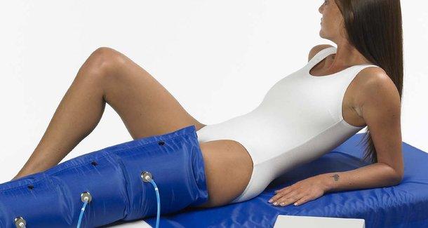 Как похудеть с помощью прессотерапии