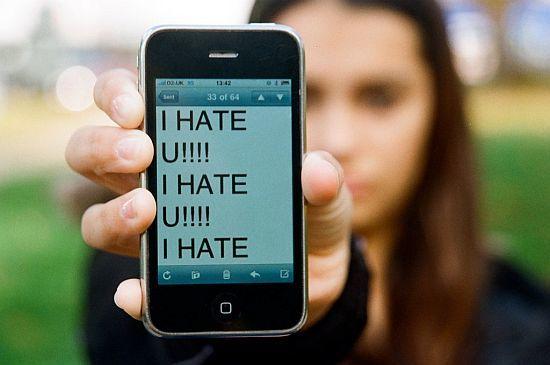 Россия лидирует  по кибербуллингу среди подростков