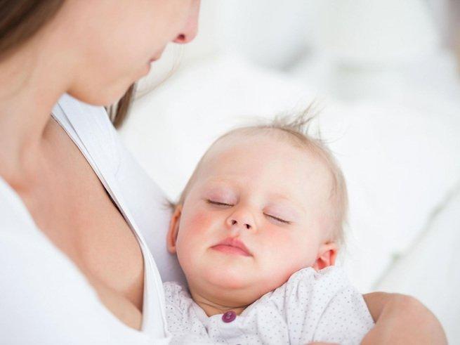 Как уложить ребенка спать в 2 года