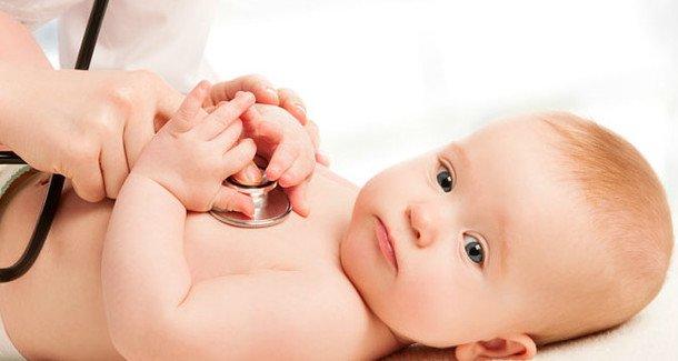 Лечение и профилактика пневмонии у новорождённых детей