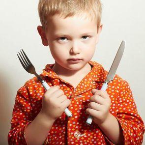Что ваш малыш может сделать с ножом?