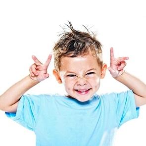 5 стильных укладок для мальчика
