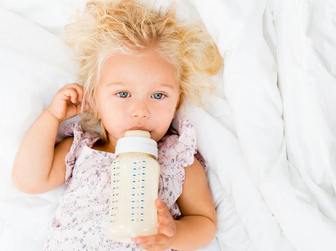 Чем жирнее молоко, тем здоровее дети
