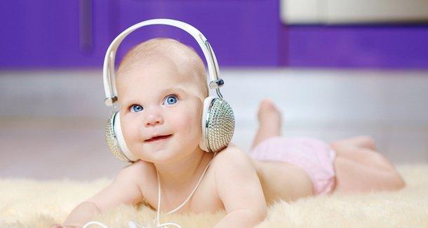 Как влияет музыка на новорождённого?