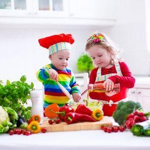 Вкусные развивалки для детей разного возраста