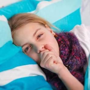 9 видов детского кашля