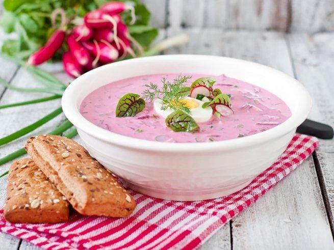 5 холодных супов для жаркой погоды