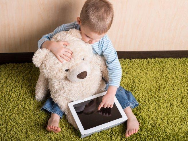 Компьютерная зависимость у ребёнка
