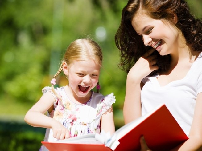 7 уморительно смешных детских книг