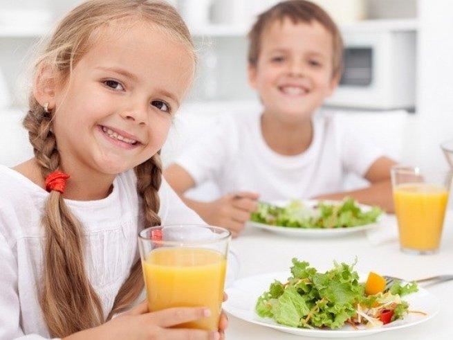 Подсказка маме: всё о правильном питании для детей