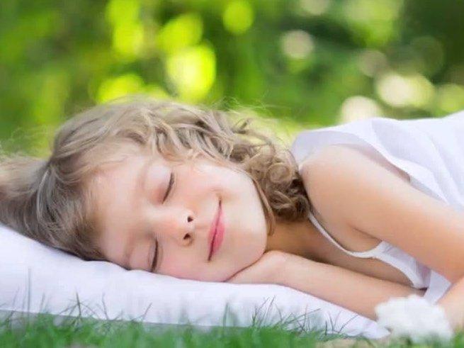 Сон ребенка в 12 лет