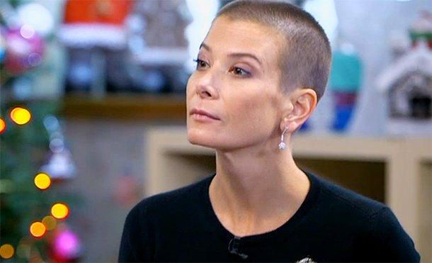 Юлия Высоцкая рассказала о состоянии дочери, находящейся в коме