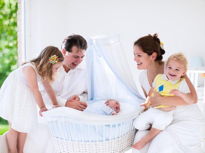 Особенности ухода за новорождёнными