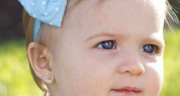 Когда можно прокалывать уши ребёнку?