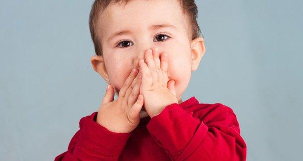 Ребёнок  съел фольгу - что делать