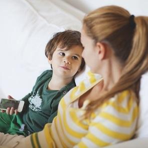 Как говорить с ребёнком на сложные темы