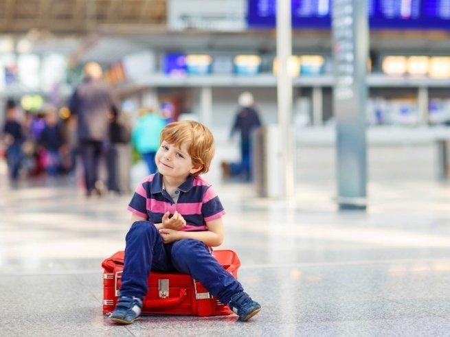 В отпуск с ребёнком-аллергиком: тонкости и правила