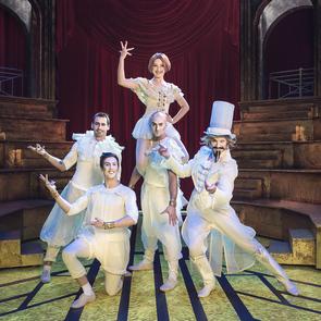 Всемирный День цирка отметят на мюзикле «Принцесса цирка»