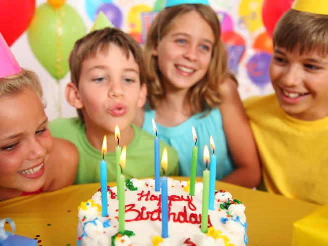 ВИДЕО: когда день рожденья пошел не так...