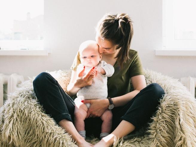 16 советов Очень Уставшей Маме